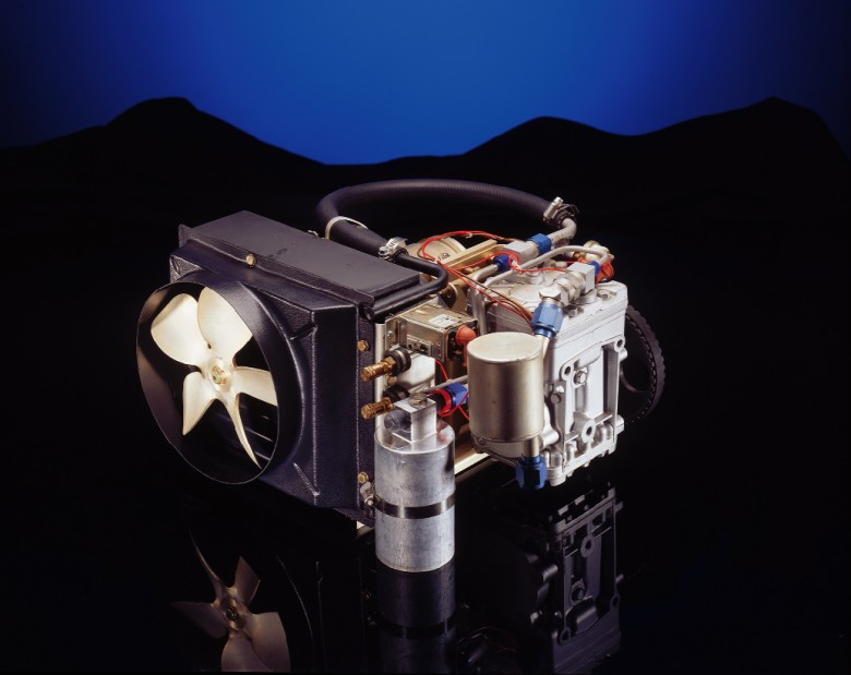 aircraft air conditioning systems and components